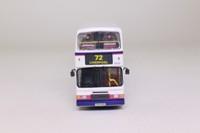Britbus R908; Volvo Olympian / Alexander Belfast RH Bus; First PMT; 72 Liverpool