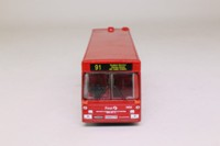 EFE 20628; Plaxton Pointer/Dennis Dart Bus; First Southampton; Rt 91 Central Station/Red Funnel Terminal
