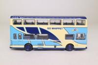 Britbus N6301; Scania / MCW Metropolitan Single Door Bus; Go Whippet; Cambridge via St Ives