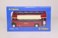 Base Toys B104A; Bristol Lodekka Bus; W Alexander & Sons, Fife; 12 Birnam Rd