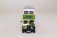 Corgi OOC OM40405B; AEC Regent II Bus; Mansfield District: 101 Pleasley Colliery