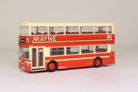 EFE 28001; Leyland Fleetline Bus; Mayne; Rt 357 Ashton
