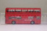 EFE 25802DL; Daimler DMS Fleetline Bus; Midland Red NBC; Rt 197 Swadlincote via Newhall