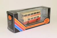 EFE 25803; Daimler DMS Fleetline Bus; OK Travel; Bishop Auckland, West Aukland, Evenwood