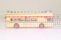 EFE 18502; Bristol VR Open Top Bus; Eastern Counties; Rt F4 Felixtow Ferry