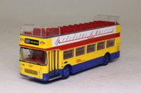 EFE 18501; Bristol VR Open Top Bus; Southern National; 501 Portland Bill; Southern Belle