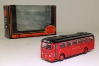 EFE 27102; Leyland Leopard BET Bus; Midland Red; X99 Nottingham via Ashby