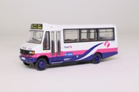 EFE 24820; Mercedes 709D/Reeve Burgess Beaver Bus; First Hampshire & Dorset, 6A Hilsea Southsea Copnor North End