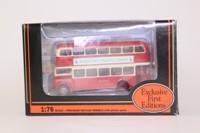 EFE 19706; AEC Regent V; Hebble; Rt 38 Halifax, Dudley Hill, Belle Vue