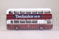 EFE 23501; Leyland Atlantean Bus; Edinburgh Corporation; 16 Oxgangs, Tollcross, Princes St, Leith Walk