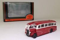 EFE 20801; Bristol L6B Windover Coach; Thames Valley; Dest. London