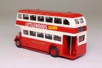 EFE 16003; Leyland Titan PD2 Lowbridge Bus; East Kent; 54A Garlinge, Dane Park, Cecil Sq Station