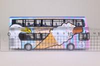 Corgi OOC OM46012B; Wright Urban Eclipse 2 Bus; Brighton & Hove; 1A Whitehawk; Get On, Go Somewhere
