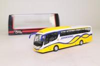Corgi OOC OM46207; Scania Irizar PB Coach; Johnson's Quality Coach & Bus Travel