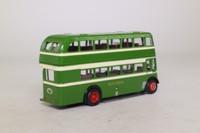 EFE 16006; Leyland Titan PD2 Lowbridge Bus; West Riding; Pontefract Featherstone Wakefield