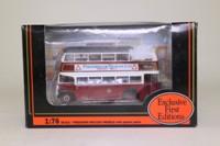 EFE 16109; Leyland Titan Bus PD2; City of Portsmouth; Rt D Farlington, Edinburgh Rd, Arundel Rd, St Marys Rd, Tangier Rd
