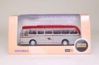Oxford Diecast 76LRT006; Leyland Royal Tiger Coach; Lough Swilly; Malin Head