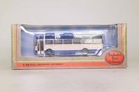 EFE 35207; Leyland Leopard BET; Stratford Blue; 90A Stratford Upon Avon via Snitterfield