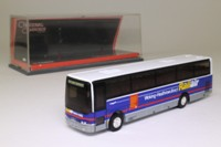 Corgi OOC 42710; Van Hool Alizee Coach; Railair; Railway Service; Woking Heathrow Direct