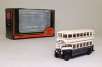 EFE 27203; Leyland TD1 Bus; Open Stairs; Sheffield Corporation; Circular