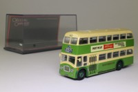Corgi OOC 41909; Leyland PD3 Bus 'Queen Mary'; Single Headlights; Southdown; Rt 139 Portsmouth