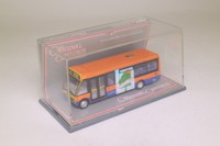 Corgi OOC 44106; Optare Solo Bus; MK Metro Ltd; 14 Stony Stratford, Hospital, Bletchley (Milton Keynes)