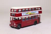 Corgi OOC 41003; AEC Regent V Bus; Devon General; Rte 0 Redhills High Street
