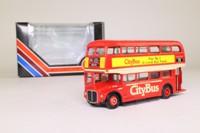 EFE 15629; AEC Routemaster Bus; Southampton CityBus; Rt 17A Weston, Shirley, City Centre, Woolston