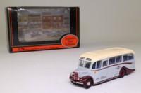 EFE 20104; Bedford OB Duple Vista Coach; Grey Cars; Buckfast Abbey