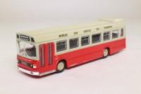 EFE 14701; Leyland National Mk2 Bus; McGill's; Barrhead, Auchenback