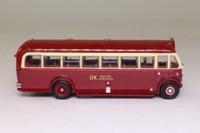 EFE 18406; Leyland Tiger TS8 Bus; OK Travel; Bishop Aukland, Toft Hill