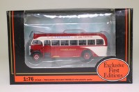 EFE 18407; Leyland Tiger TS8 Bus; Yorkshire Traction; Rt 15 Barnsley, via Kirkburton, Shelley, Scisset, Kexboard, Darton, Staincross