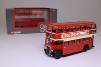 Corgi OOC 97858; Bristol K Bus; Caledonian; 20 Sanquhar, Kirkton, Aulogirth, Thornhill