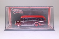 Corgi OOC 42603; Bedford OB Duple Vista Coach; Hants & Sussex; Southsea, 60th Anniversary