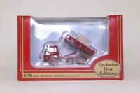 EFE 36302; Bedford TK 4W Tipper Truck; Ribble Motor Services Ltd