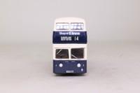 EFE 16533; Leyland Atlantean Bus; Sunderland District; 14 Sunderland South Hetton