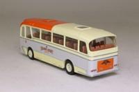 EFE 12204; Harrington Grenadier Coach; Orange Luxury Coaches; Rt 1 Races
