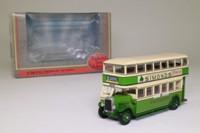 EFE 28501; Leyland TD1 Bus; High Front, Southdown; Rt 22 Pulborough Washington Brighton