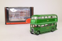 EFE 10117; AEC RT Double Deck Bus; Green Line; Rt 726 London, Collectors Club Release