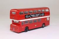 EFE 16505; Leyland Atlantean Bus; Plymouth City Transport; Rt 27 Bowden Cross via Mutley-Colling Pk