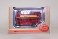 EFE 34002; AEC RT Double Deck Bus; London Transport; 30 Hackney Wick