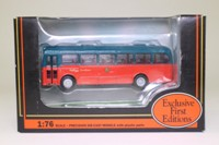 EFE 24308; AEC Reliance BET Bus; Highland Omnibuses; Corpach
