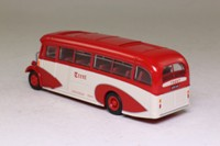 EFE 20701; AEC Regal/Windover Coach; Trent;  Dest: Nottingham