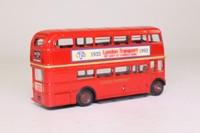 EFE 15602C; AEC Routemaster Bus; London Transport; Rt 76 Stoke Newington, Bank, Blackfriars, Waterloo; London Transport 60 Years
