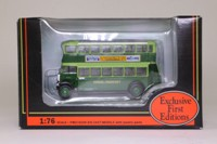 EFE 27209; Leyland TD1 Bus; Open Stairs: London Transport; Dartford
