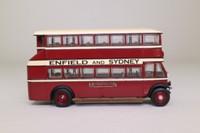 EFE 27211; Leyland TD1 Bus; Open Stairs, Australian Special, Metropolitan; Rt 88 Sydney, Enfield