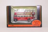 EFE 27807; AEC Regent STL Bus; London Transport; 8 Old Ford