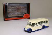 EFE Bedford OB Duple Vista Coach; East Yorkshire Motor Services, Hull; Excursion