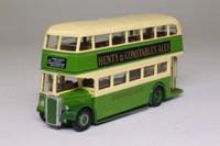 EFE 16133; Leyland Titan Bus PD2; Southdown; 13 Brighton Pool Valley