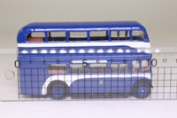 EFE 10119; AEC RT Double Deck Bus; Hull Corporation Transport; Rt 25 Via Chanterlands Avenue